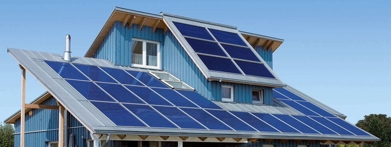 ISOVER insulation for thermal solar collectors