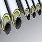 U PIPE SECTION for HVAC applications